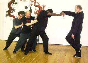 Qi Gong Stile Jing Training