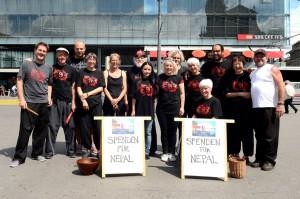 2015.06 Event für Nepal